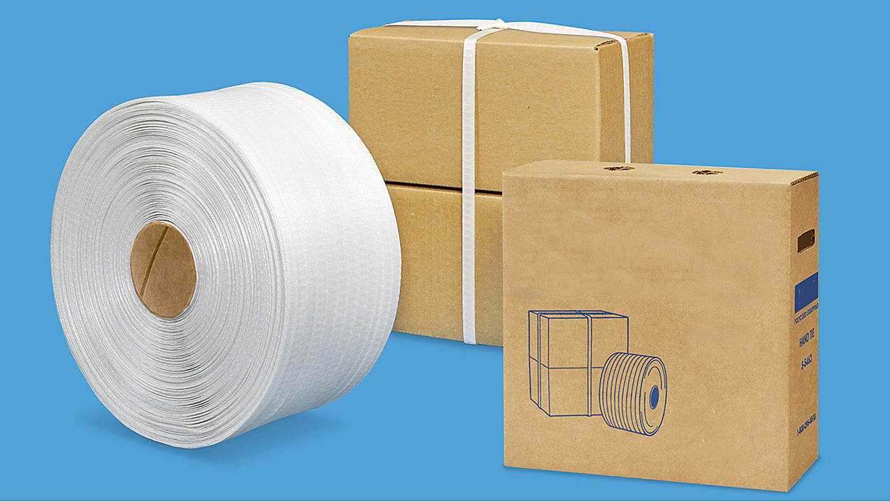 Automatic And Semi Automatic Pp Strapping Roll Patti