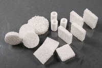 Alumina Ceramic Foam Filters for Aluminium Casting