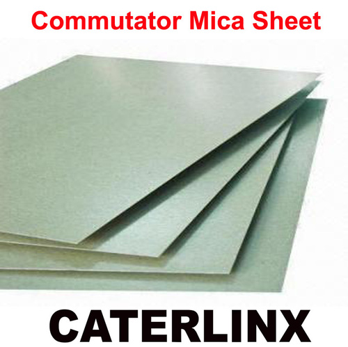 Commutator Mica Sheet (Commutator Micanite)