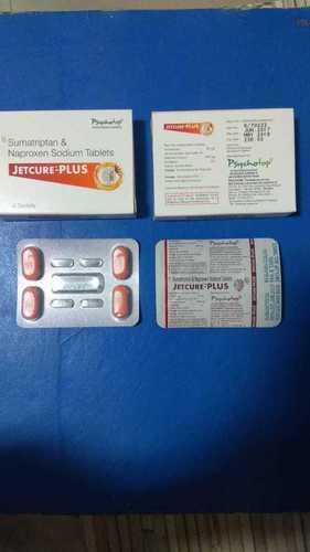 Sumatriptan & Naproxen Combination