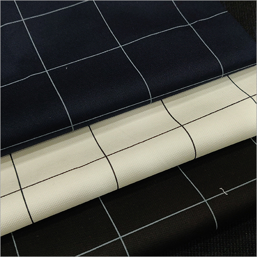 Plain Check Fabric