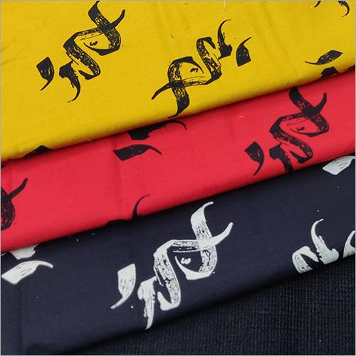Floak Printed Cotton Shirting Fabric