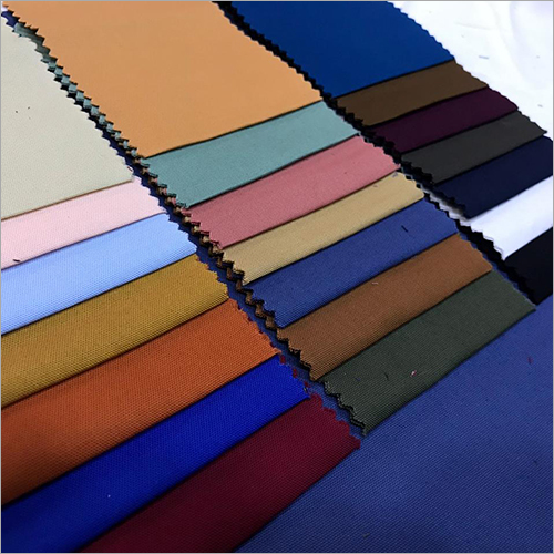 Oxford Plain Cotton Shirting Fabric