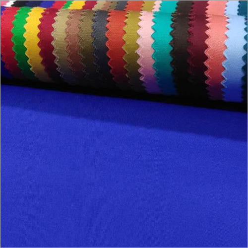 Cotton Plain Twill Fabric