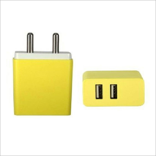 2.1 Amp Dual USB Adapter