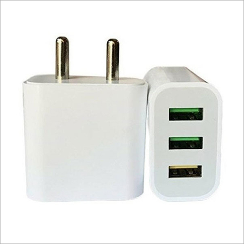 4.8 Amp 3 USB Port Adapter