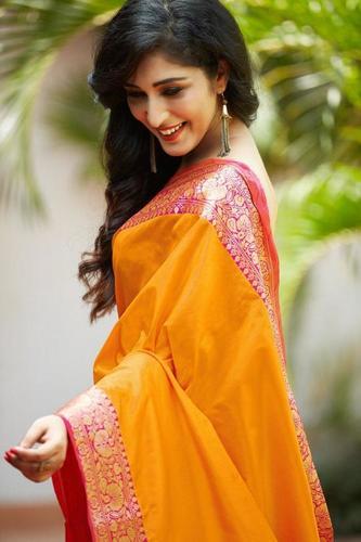 Silk Handloom Saree