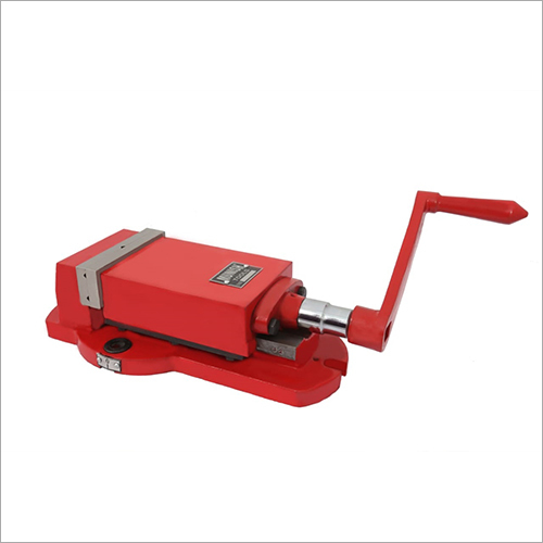Fixed Base Milling Machine Vice