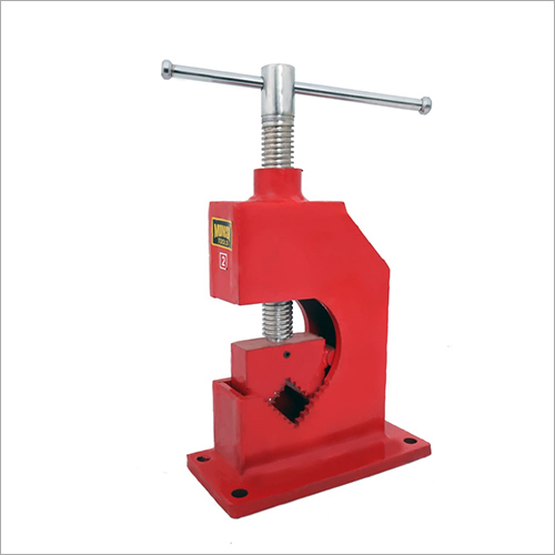 Open Type STEEL Pipe Vice