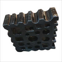 Cast Iron Swage Block