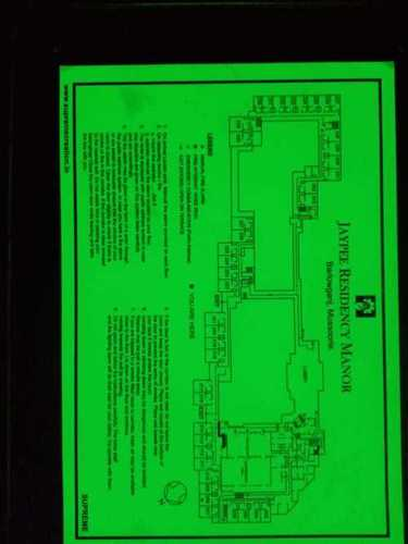 emergency exit floor plan