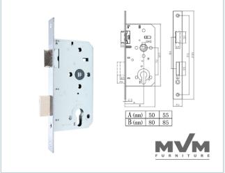 Lock body-MZ7250