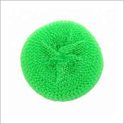 Soft Packaging Plastic Pot Cleaning Scrubber
