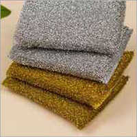 Anti-Bacterial Stainless Steel Scrubber Cloth
