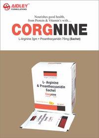 L-Arginine 3gm + Proanthocyanidin75mg (Sachet)