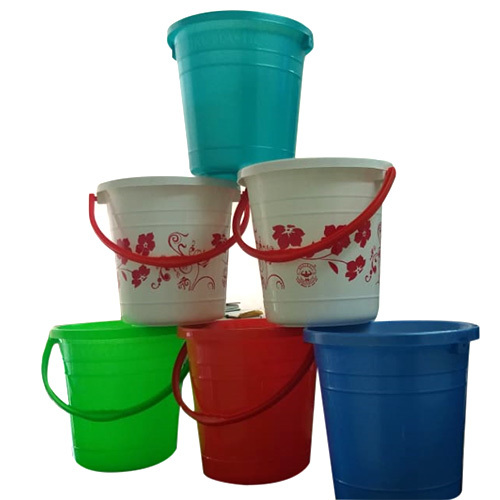Printed Plastic Bucket
