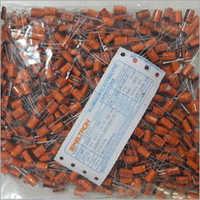 220MFD-25V Keltron Aluminium Electrolytic Capacitor