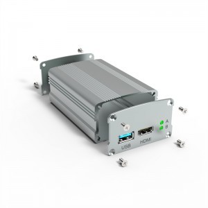 Aluminum Enclosure For Drive Power Supply