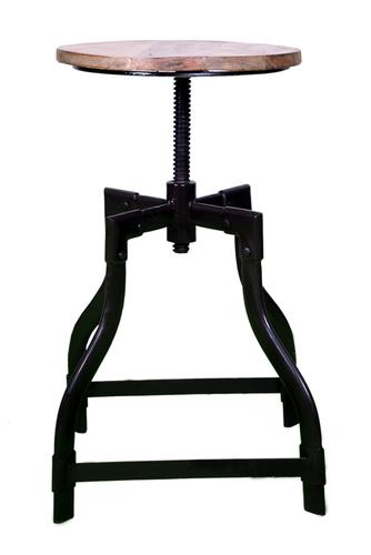 revolving bar stool