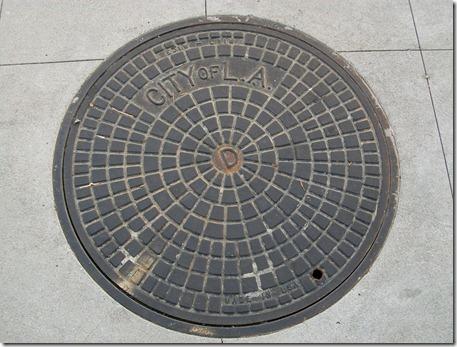 Utility Manhole