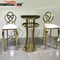 Bar stool high chair