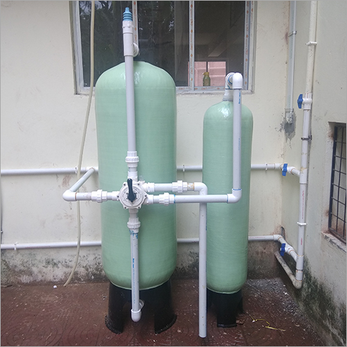 Double Tank Iron Removal Filter