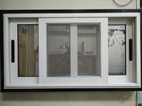 NANO 22 MM THREE TRACK SLIDING WINDOW