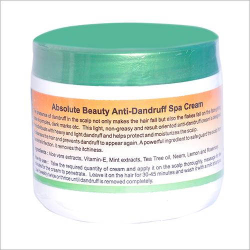 Anti Dandruff Hair Spa Cream