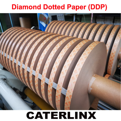 Diamond Dotted Paper (DDP) for transformer use