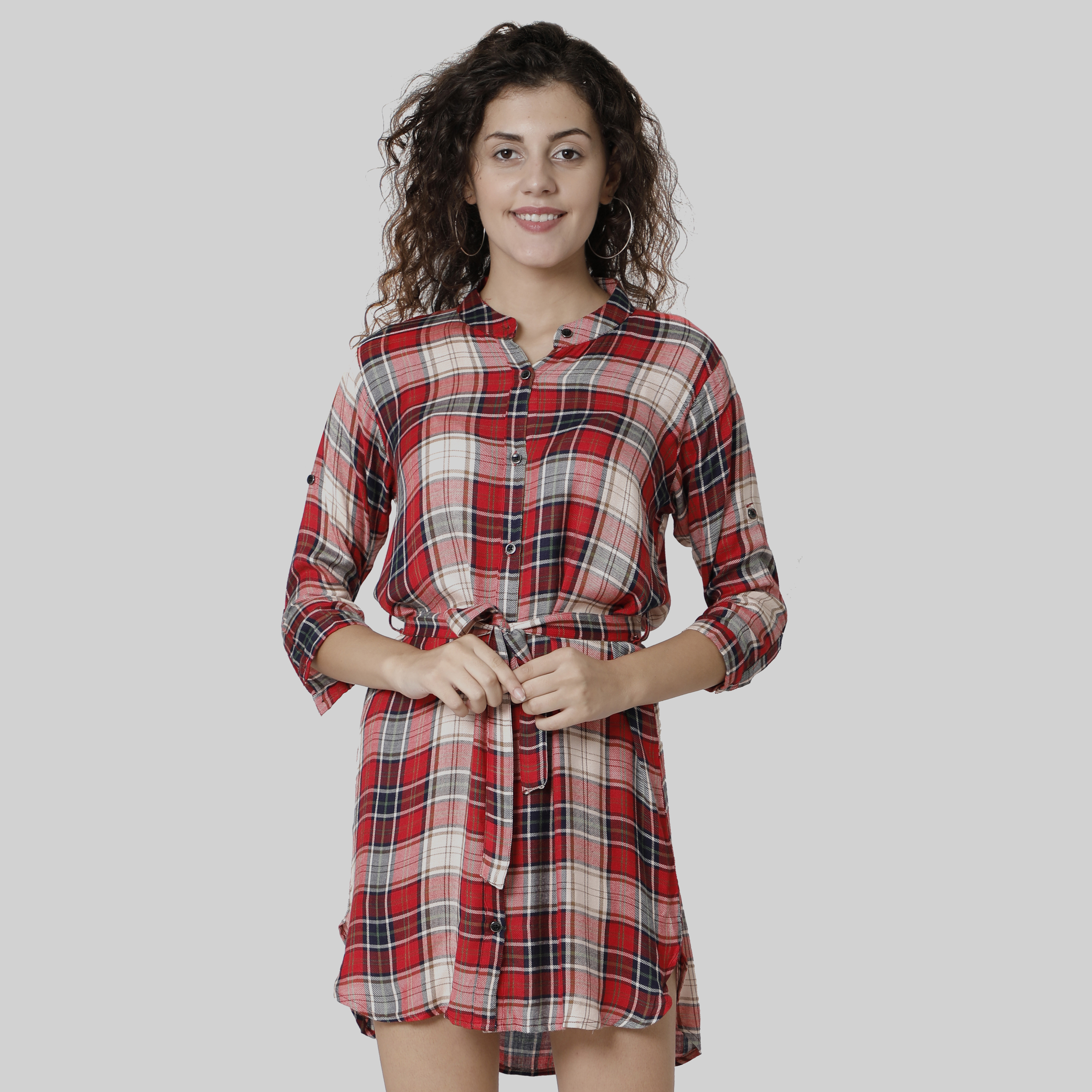 Pure Cotton Women's Tunics
