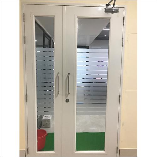 Fire Rated Metal Glass Door