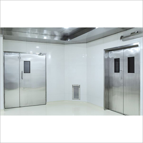 Stainless Steel Modular Operation Theater Room Doors