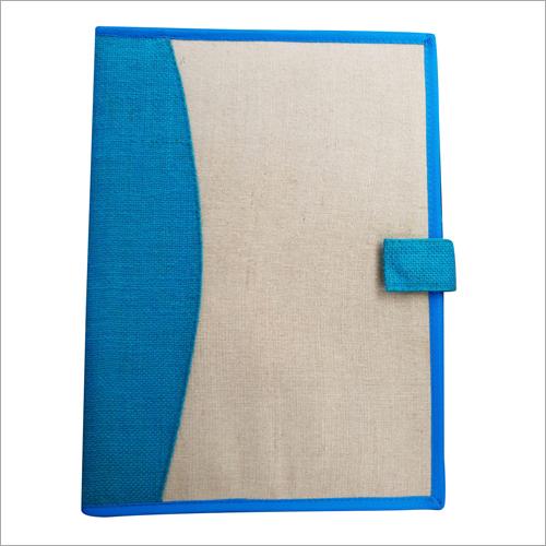 Jute Plain Folder
