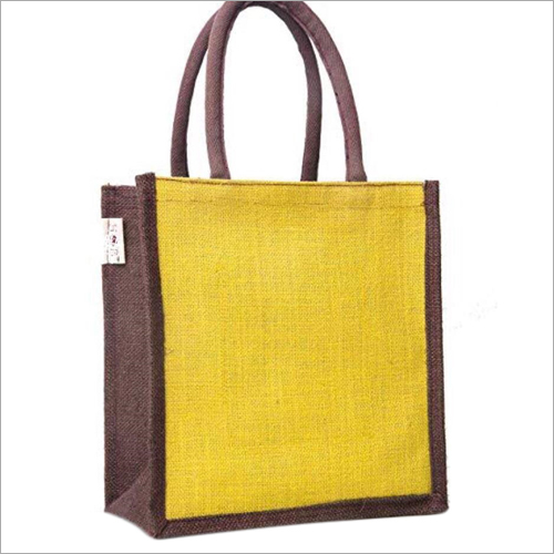 Jute Office Lunch Bag