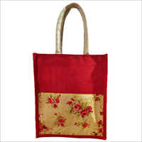 Jute Eco Friendly Lunch Bag