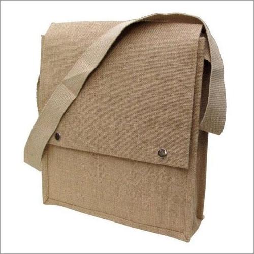 Jute College Sling bag