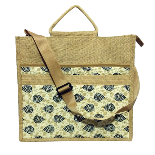 Jute Handmade Sling Bag