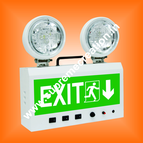 Emergency Exit Door Lights