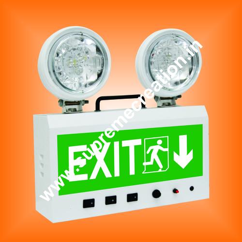 Emergency Exit Door Lights