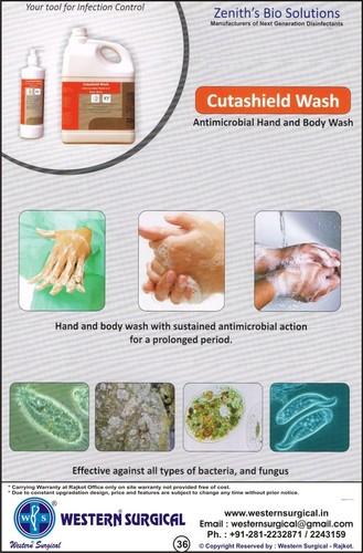 Cutashield Wash