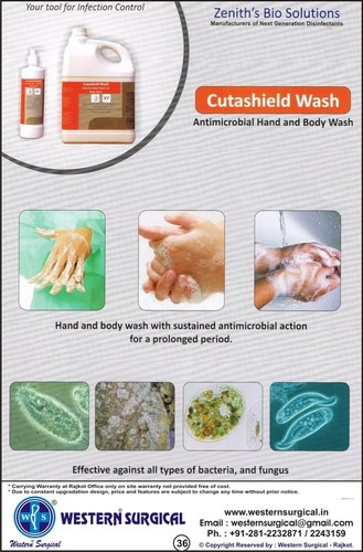 Cutashield Wash