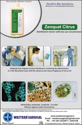 Zenquat Citrus