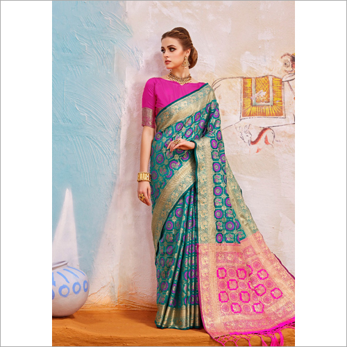 Printed Trendy Saree