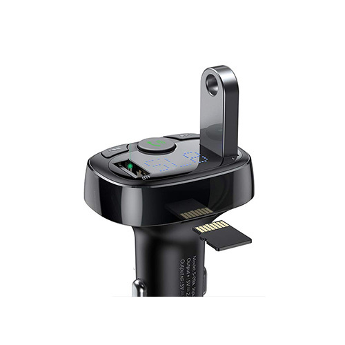 Baseus Car Charger T Type Wireless Mp3
