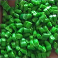 PP Reprocessed Green Granules