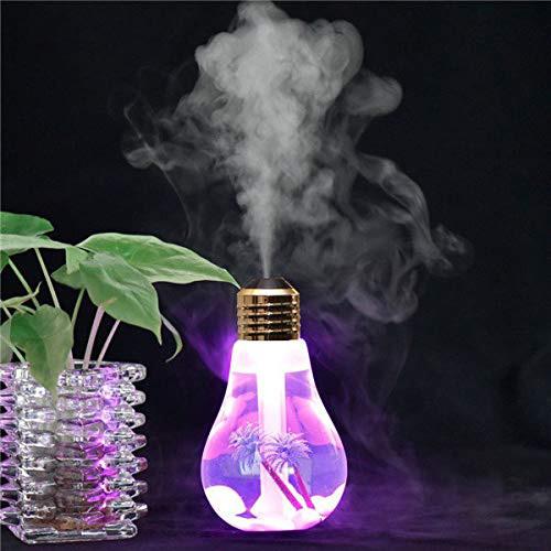 Bulb Humidifier Mini Light