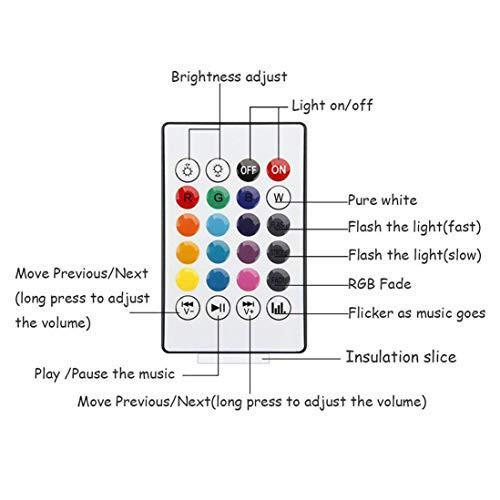 Bluetooth Music LED Bulb