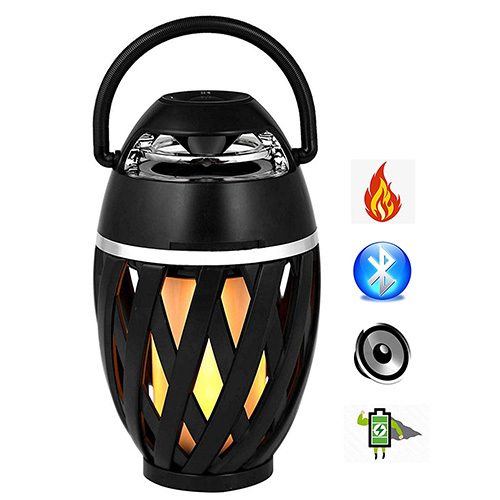 Flame Atmosphere Speaker