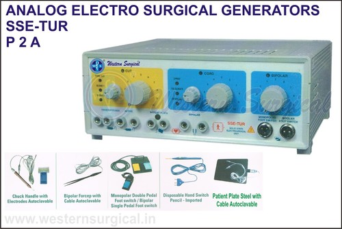 ANALOG ELECTRO SURGICAL GENERATORS