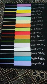 Matt Silver Labels